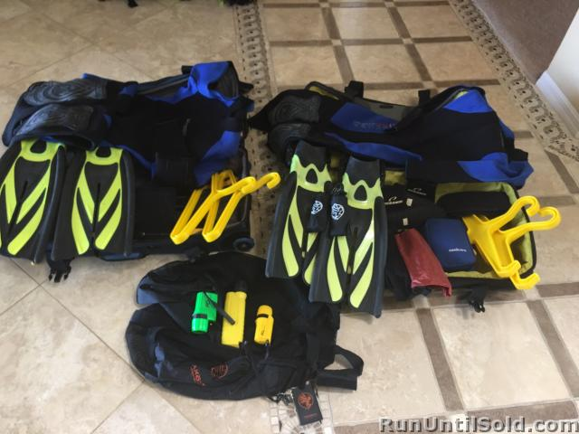 Scuba-Equipment-For-Sale