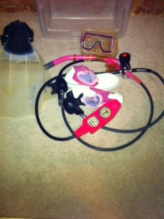 Ladies Scuba Gear For Sale
